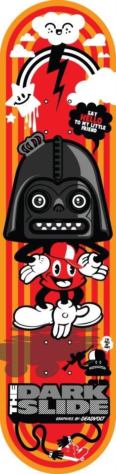Vader Mouse by Deadvolt