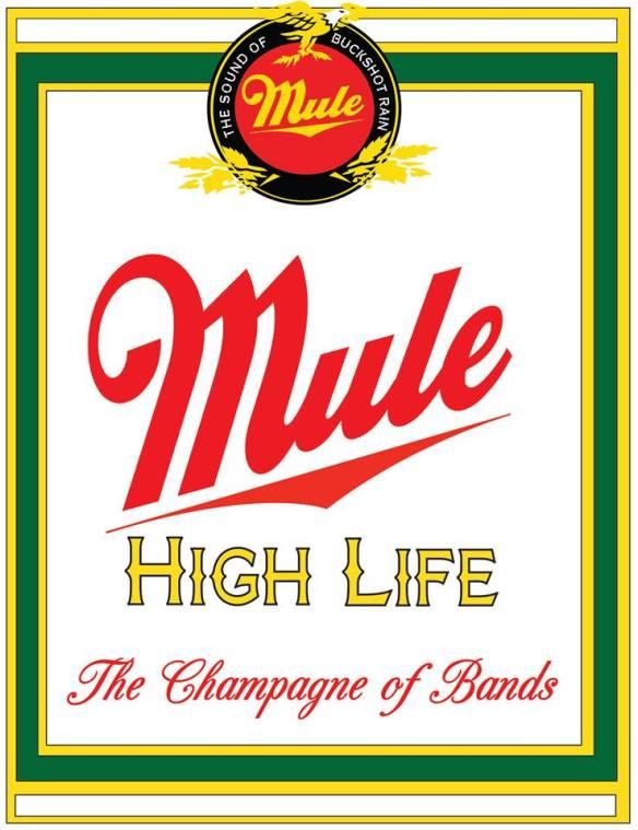 "Mule ""High Life"" t-shirt"